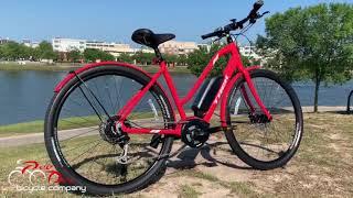 Trek and Electra's E-bikes
