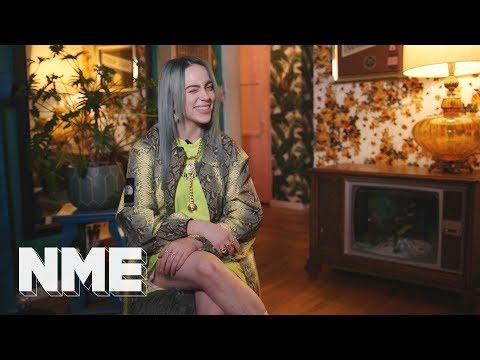 Billie Eilish on her five favourite new artists