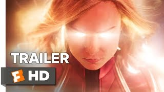 Captain Marvel - Trailer #1