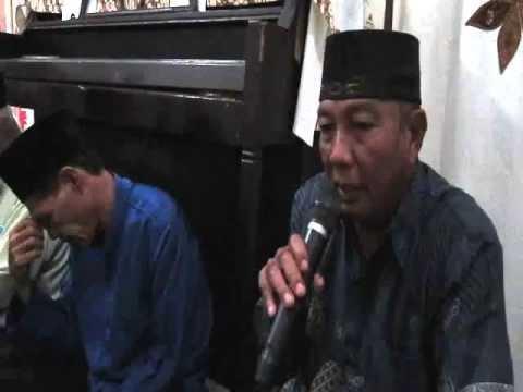 Video Sambutan mewakili  tuan rmh oleh Bpk. Baharuddin ketua RW 006. Takziah di Sekip Bendung.