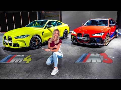 Neuer BMW M3 & M4! Jetzt auch als Allrad!