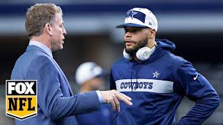 Cowboys may win Super Bowl if Dak Prescott's solid play continues, Troy Aikman says   FOX NFL