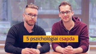 5 pszichológiai csapda, ami miatt elköltöd a pénzed