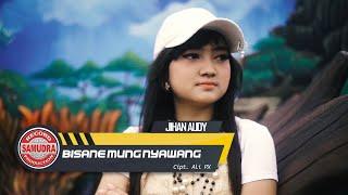 Jihan Audy - Bisane Mung Nyawang (Official Music Video)