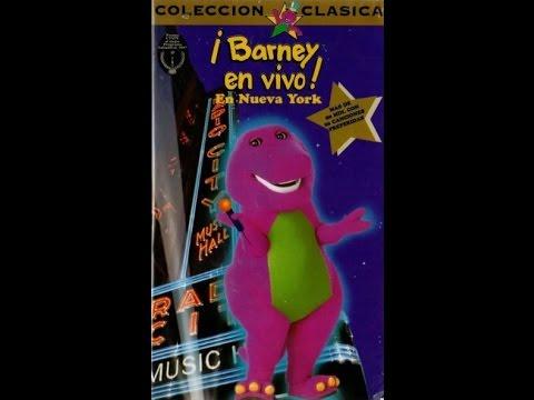 barney en vivo en nueva york quot live in new york city q