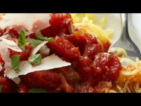 Spaghetti Squash -Timothy In The Kitchen Episode 1