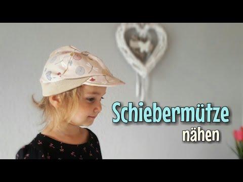 Schiebermütze - Nähanleitung - Für Anfänger - OHNE Schnittmuster - Nähtinchen