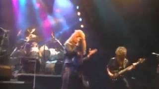 Europe - Danger on the Track (live in London 1987) HD