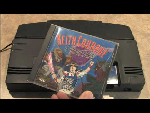Classic Game Room HD - TURBOGRAFX-16 video game console review