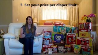 5 Essentials for Stocking Up on Diapers
