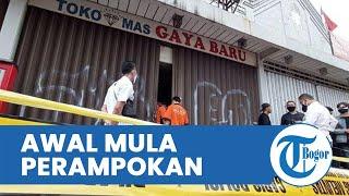 Kronologi Kasus Perampokan Toko Emas di Bandung yang Tewaskan Pemilik, Berawal dari Pasang CCTV