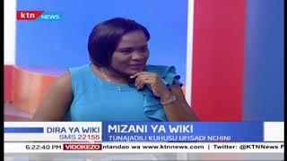 MIZANI YA WIKI: - [Part 1] - Suala ya ufisadi nchini Kenya