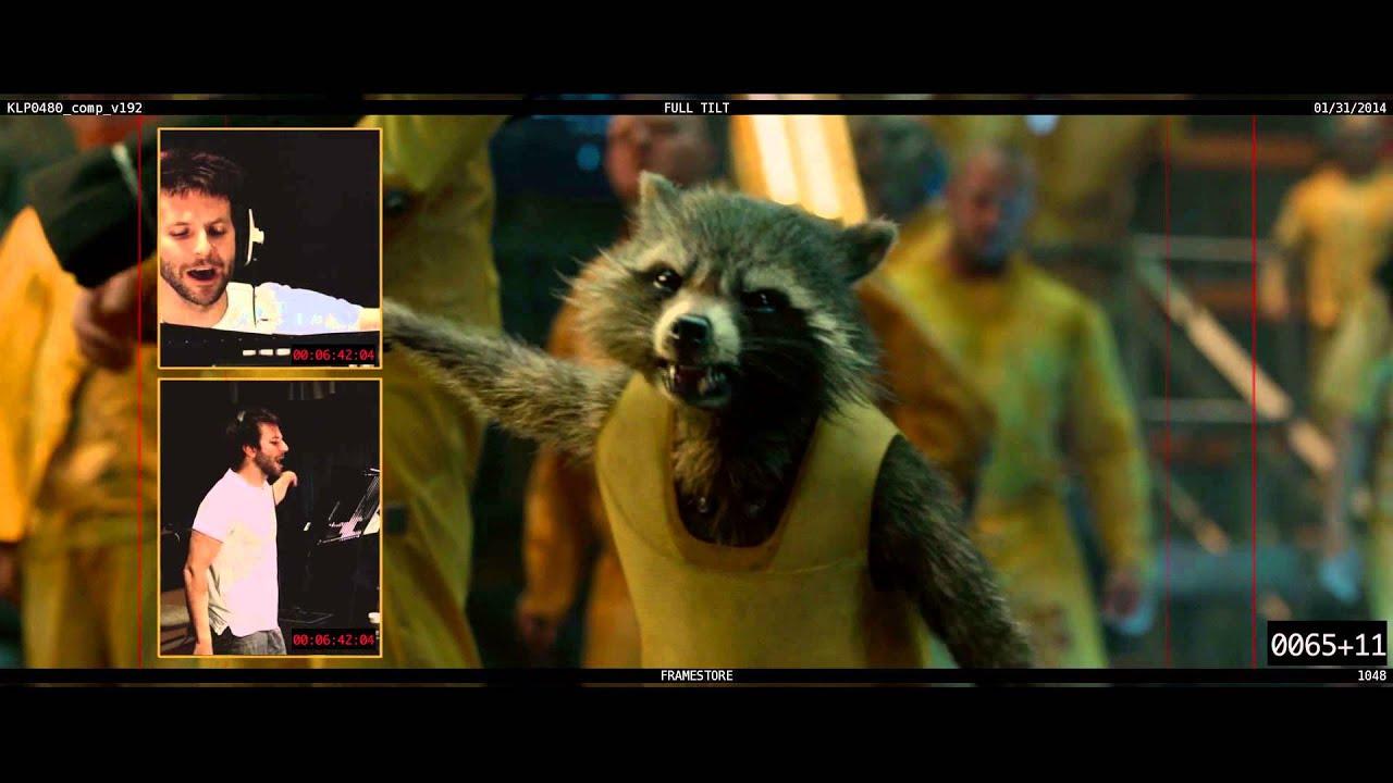Watch Bradley Cooper Speak As Rocket Raccoon In 'Guardians Of The Galaxy' Preview
