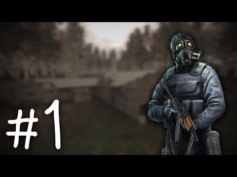 Прохождение S.T.A.L.K.E.R. Пространственная аномалия Update 4.1 #1