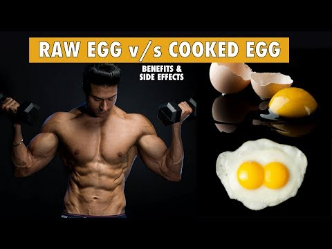 , title : 'Raw Egg v/s Cooked Egg - Which one is more Healthy | info by Guru Mann
