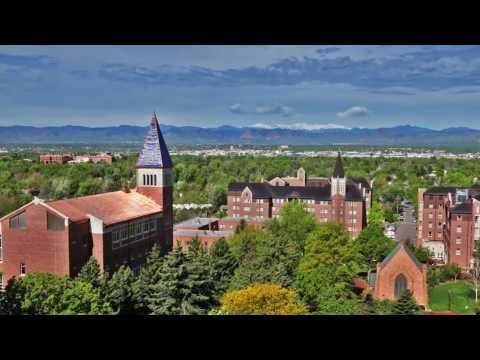University of Denver - video
