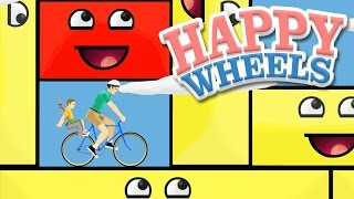 SMILEY FACE ATTACK - Happy Wheels Best Levels 4 - Episode 17
