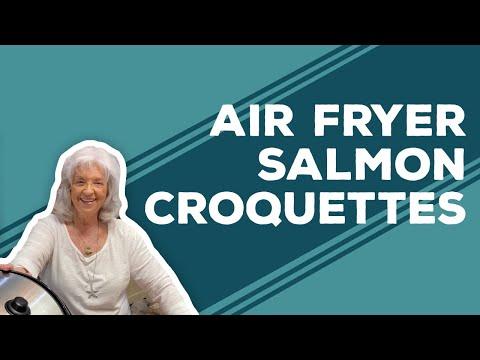 Quarantine Cooking: Budget-Friendly Air Fryer Salmon Croquettes Recipe