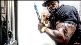 KALI MUSCLE WORKOUT + MEXICAN FOOD {SH*T TALKING}