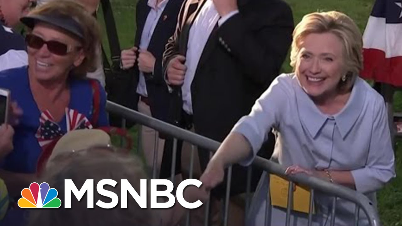 Hillary Clinton Needs To Make Case For Herself | MSNBC thumbnail