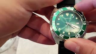 Pantor Sea Lion Review - Great Value Diver But Is It A Real Seiko Turtle Alternative