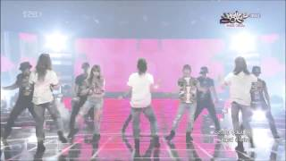 Whatever (mirrored dance version) - 4Minute