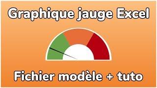 Graphique Jauge Sur Excel: Ajouter Un Compteur Dans Ton Tableau De Bord - Tutoriel - Docteur Excel