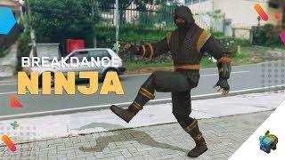 BREAKDANCE NINJA! : Assemblr