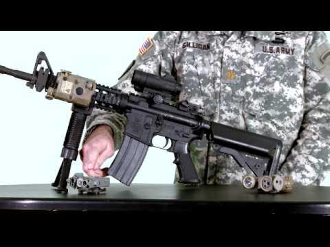 Multifunction Aiming Light (MFAL), AN/PEQ-15, AN/PEQ-15A, AM/PEQ-16B