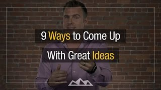 How To Come Up With Your Winning Business Idea (9 Strategies Total) | Dan Martell