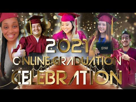 2021 Graduation Celebration | De Anza College