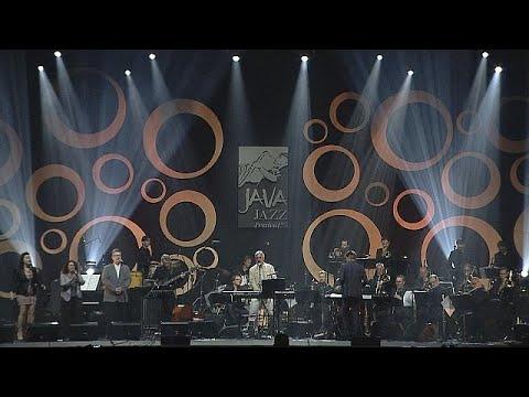 Το 14ο Φεστιβάλ τζαζ της Τζακάρτα