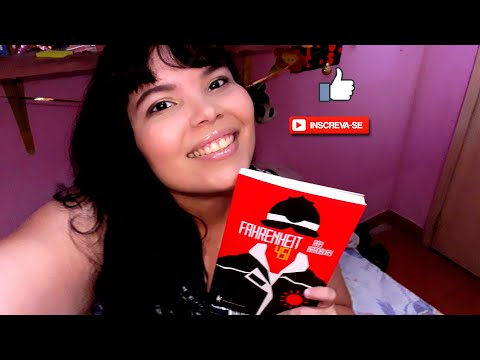 FAHRENHEIT 451 | THA I os livros