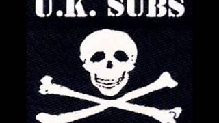 UK SUBS - Living Dead