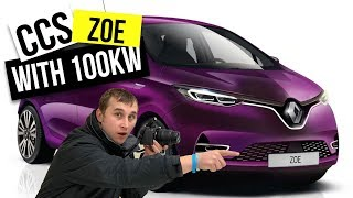 Gambar cover 2019 Renault Zoe CCS and no more Q motor Zoe 🔌🔋🚗