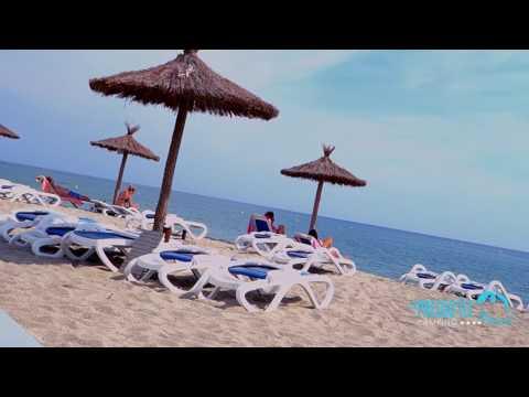 Camping la presqu'ile à port barcarès: Respirez un air de méditerranée entre mer et lac !