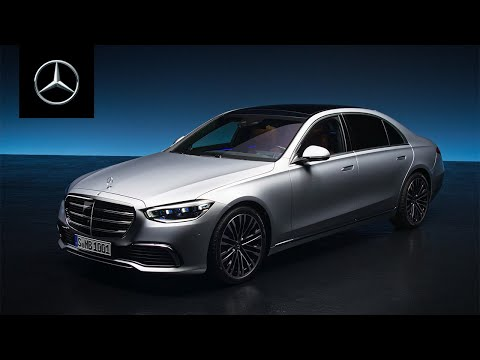 Musique publicité  Mercedes Benz La nouvelle Classe S |  Concevoir le meilleur pub automobile du monde 2021   Juin 2021