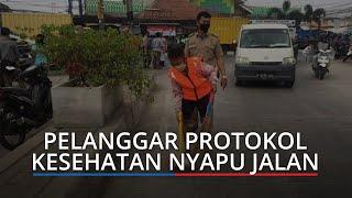 5.000 Pelanggar Protokol Kesehatan Terjaring Operasi di Kabupaten Bekasi