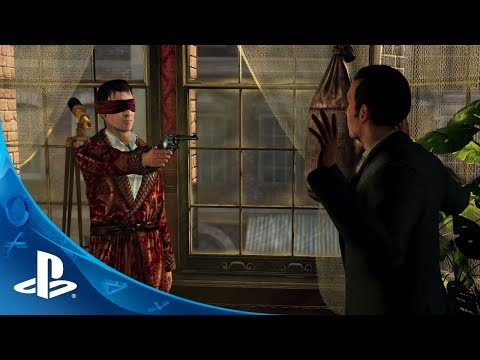 Sherlock Holmes: Crimes and Punishments Game | PS3 - PlayStation