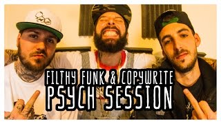 Filthy Funk & Copywrite | Psych Session [OFFICIAL MUSIC VIDEO]