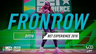 Dytto   WOD Live at BET Experience 2016   #BETX #BETExperience