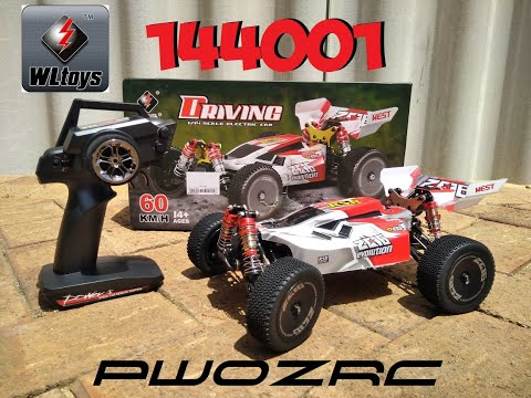 WLTOYS XKs 144001 1/14 Scale 4WD High Speed 60km Buggy - 1st Look