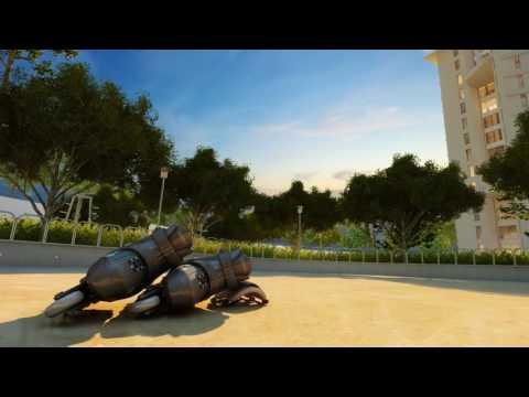 3D Tour of Sheth Auris Serenity Tower 1