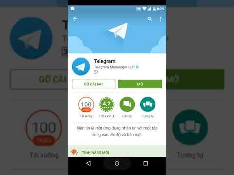 Hướng dẫn tải và sử dụng Telegram bản Android   YouTube
