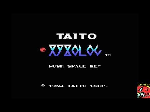 Xyzolog MSX - 68,200
