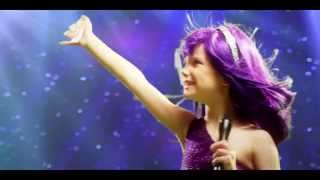 Addy's Wish To Be...a Pop Star In Her Own Music Video!