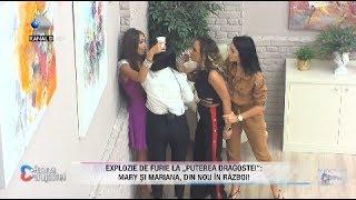 INCREDIBIL! Dansul dintre Fizz si Ligi s-a terminat cu o explozie de furie intre Mary si Mariana!