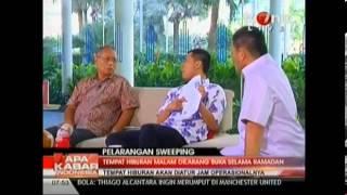 DetikDetik Munarman Siram Sosiolog UI Thamrin Tomagola