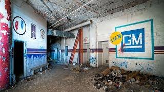 Exploring Detroits Abandoned Car Factories