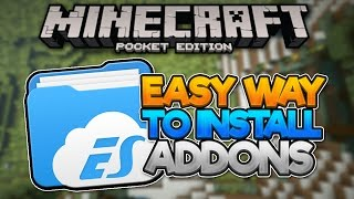 how to download mods for minecraft pe mcpe dl - TH-Clip